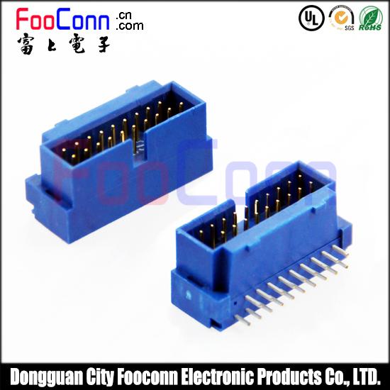 Usb 3 0 Connector 20pin R A Box Header Foosn Electronic